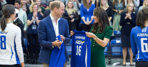 UBC Okanagan welcomes The Duke and Duchess of Cambridge