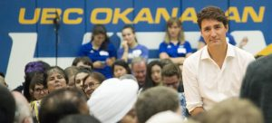 UBC Okanagan hosts Prime Minister's town hall