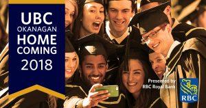 Discover UBC Okanagan once again at Homecoming 2018